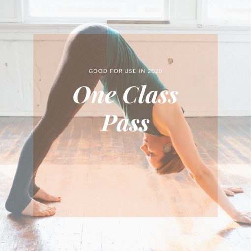 online yoga with rachel drummond one class pass