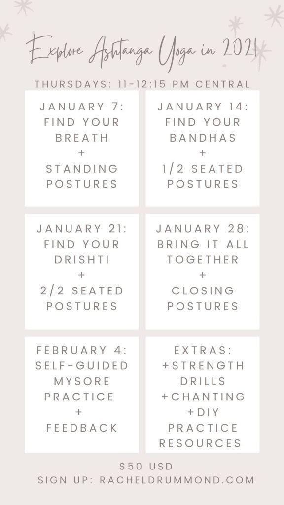 explore Ashtanga yoga 2021