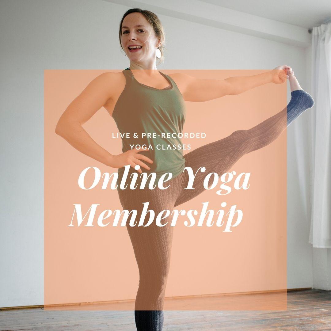 online Ashtanga yoga membership rachel drummond